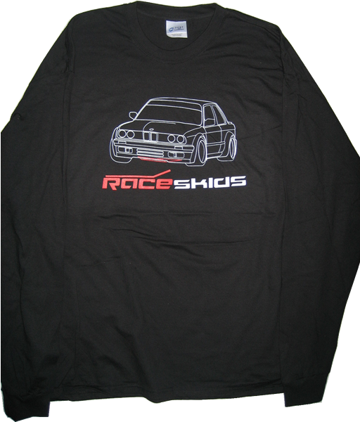 raceskids long sleeve tee